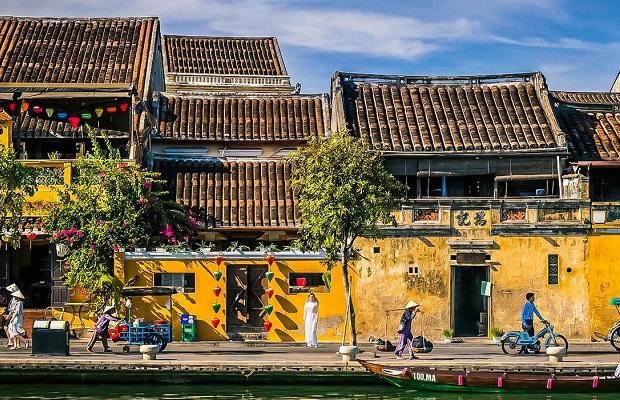 Tour du lịch Tết TPHCM – Đà Nẵng – Hội An 3N2Đ | Du xuân Bà Nà – Viếng chùa Linh Ứng