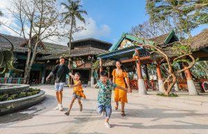 Tour Tết Hà Tiên Hòn Thơm Phú Quốc 3N3Đ | Thỏa sức vui chơi công viên nước Aquatopia