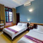 Khách sạn A25 số 1 Nghĩa Tân Hà Nội