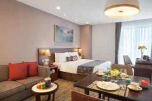 Khách sạn căn hộ Somerset Central TD Hai Phong City