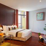 Khách sạn căn hộ Somerset West Lake Hà Nội