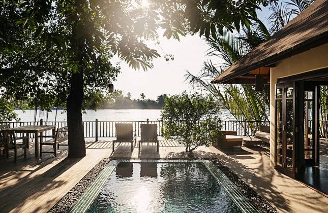 Combo An Lam Retreat Saigon River