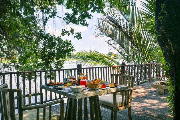 An Lam Retreat Saigon River