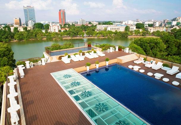 Combo Khách sạn Apricot Hà Nội 2N1Đ
