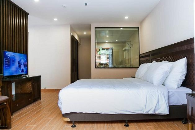 Combo Khách sạn Azure Sapa