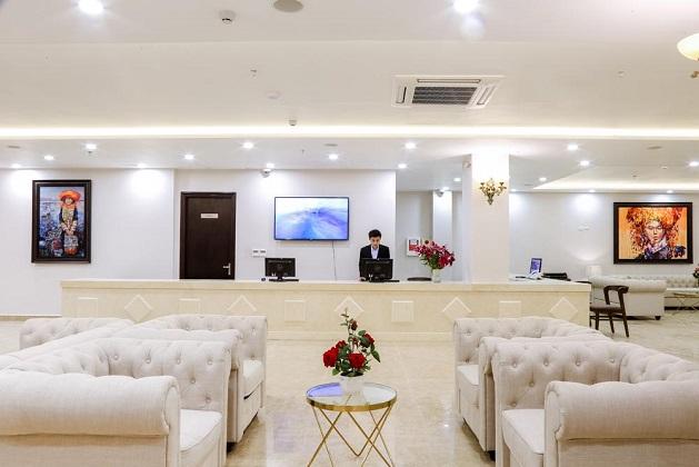 Combo Khách sạn Azure Sapa 3N2Đ