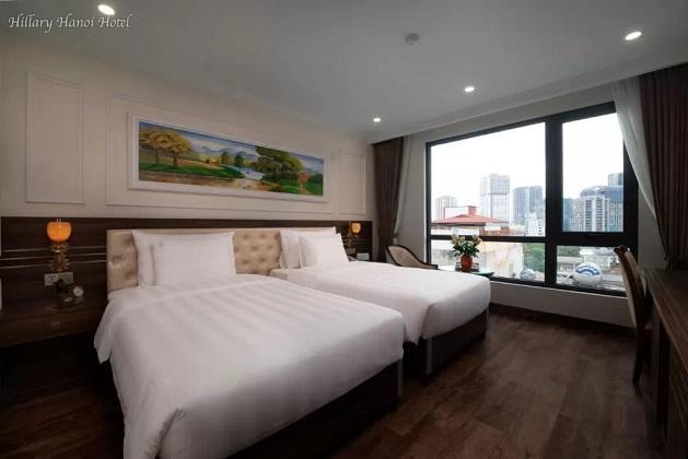 Combo Khách sạn Hà Nội 2N1Đ