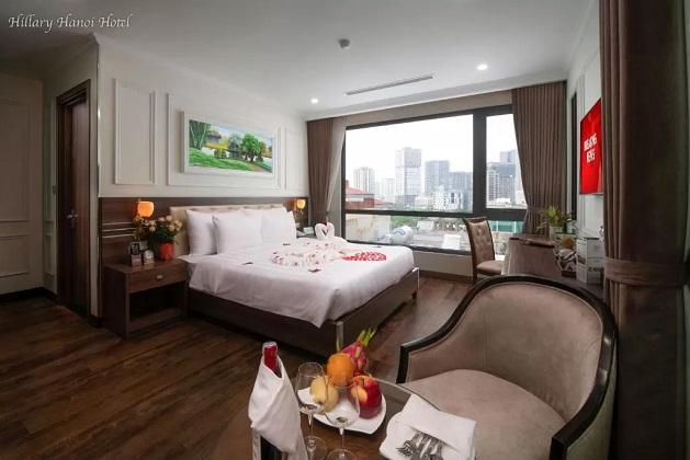 Khách sạn Hà Nội Hillary