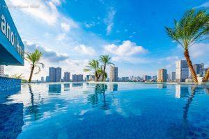 Combo Khách sạn Hà Nội Hillary 2N1Đ + Vé máy bay