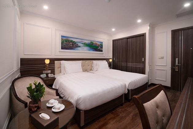 Khách sạn Hillary Hà Nội