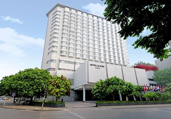 Khách sạn Hôtel du Parc Hanoi