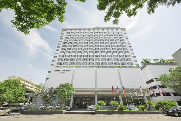 Combo Khách sạn Hôtel du Parc Hanoi