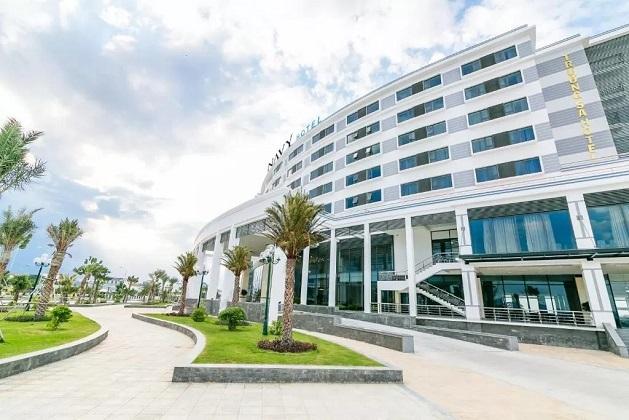 Combo Khách sạn Navy Cam Ranh