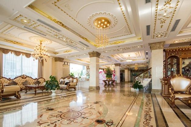 Combo Khách sạn Sea Stars Hải Phòng