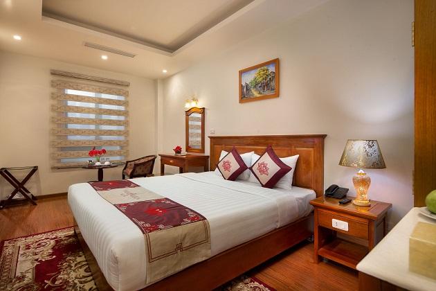 Combo Khách sạn Silk Queen 2N1Đ
