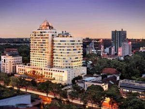 Combo Sofitel Saigon Plaza 2N1Đ + Vé máy bay