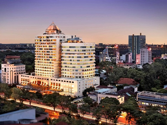 Combo Khách sạn Sofitel Sài Gòn Plaza