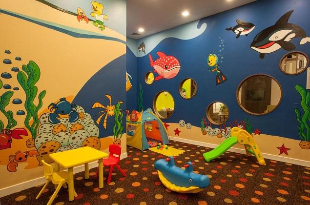 Combo Khách sạn Somerset Central TD Hải Phòng