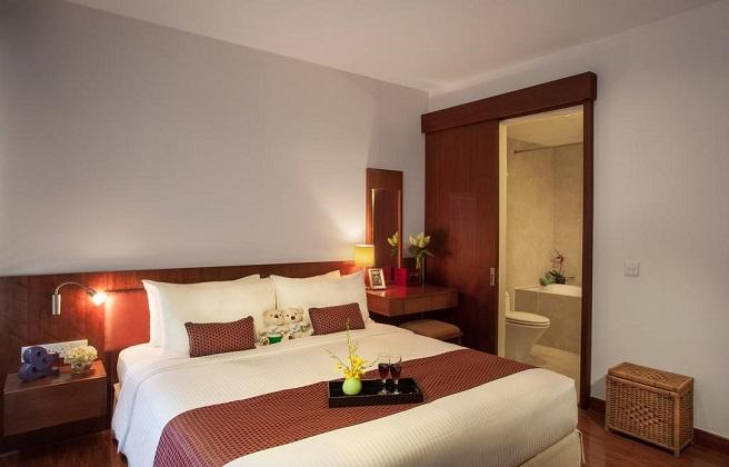 Combo Khách sạn Somerset Hà Nội