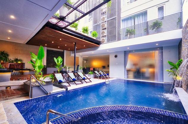 Combo Khách sạn The Wind Vũng Tàu