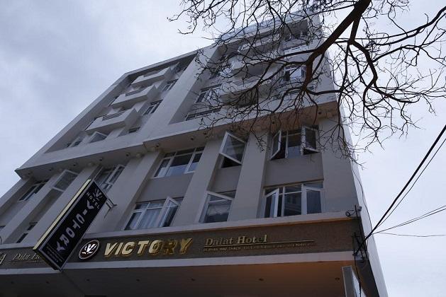 Combo Khách sạn Victory Đà Lạt