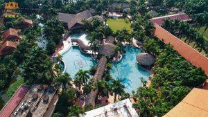 Combo nghỉ dưỡng Hà Nội Asean Resort 2N1Đ + Vé máy bay