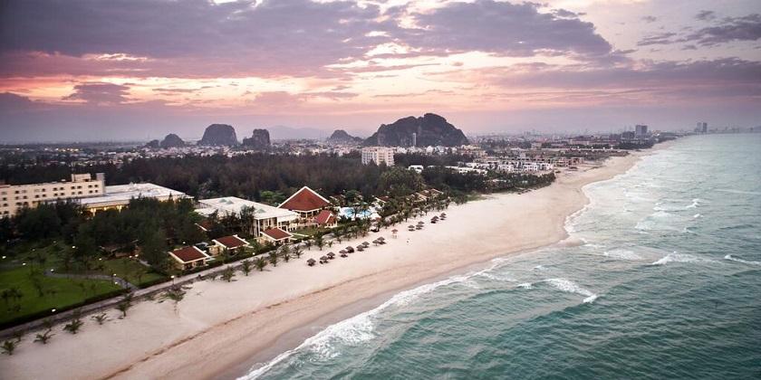 Combo Sandy Beach Non Nước Resort Đà Nẵng