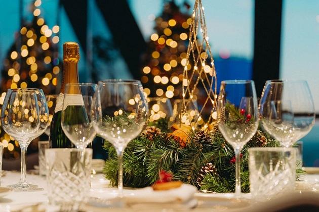 Combo tiệc Giáng sinh L'Alya Ninh Van Bay