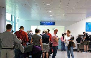 Công văn chấp thuận nhập cảnh cho người nước ngoài