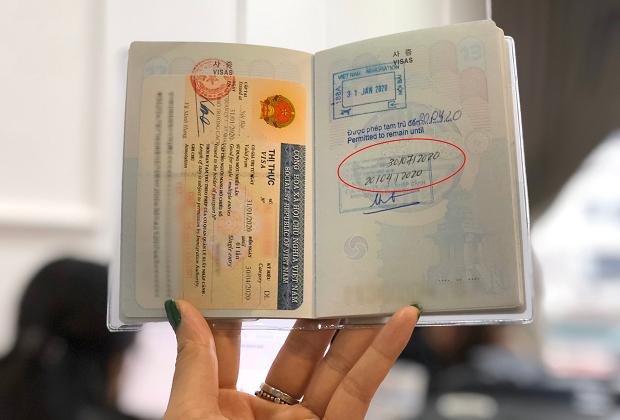Dịch vụ gia hạn visa cho người nước ngoài tại TPHCM, Hà Nội 2021
