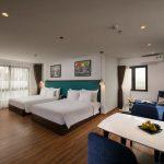Khách sạn Hanoi Babylon Garden Hotel & Spa