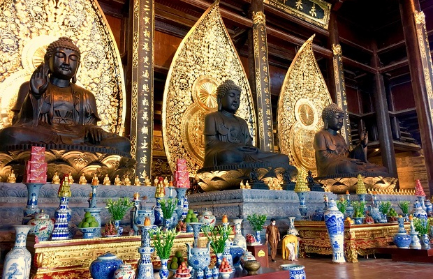 Tour Tam Chúc Bà Đanh 1 ngày   Vãn cảnh chùa giữa non nước hùng vĩ