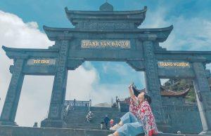 Tour Tết Hà Nội Đền Ông Hoàng Bảy Sapa 3N2Đ | Cầu may dịp Tết tại thị trấn trên mây