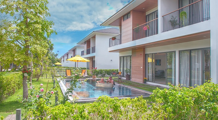 Combo Amon Luxury Villa Phú Quốc