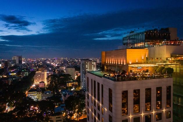 Hôtel des Art Saigon