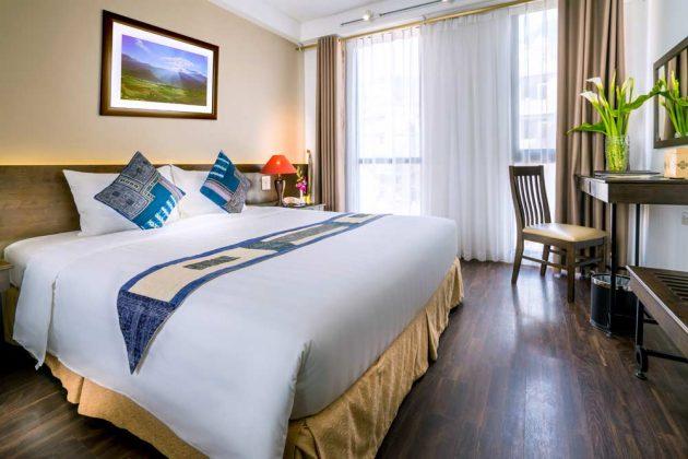 Combo Khách sạn Amazing Sapa