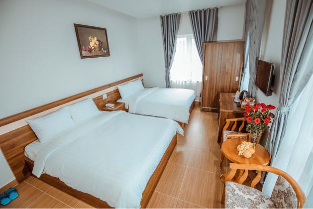 Combo Khách sạn Anh Đức Đà Lạt