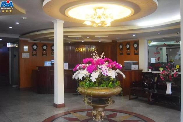 Combo Khách sạn Asia Cần Thơ