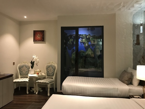 Combo Khách sạn Blue Diamond Luxury