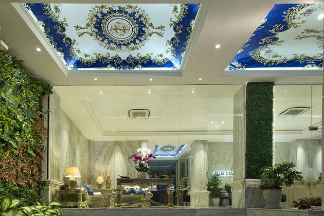 Khách sạn Blue Diamond Luxury
