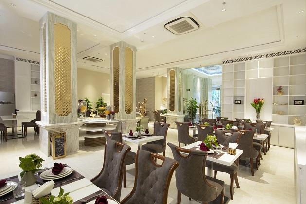 Combo Sài Gòn Blue Diamond Luxury