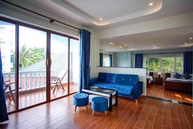 Combo Khách sạn Brenta Phú Quốc