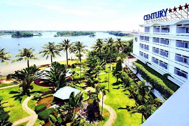 Combo Khách sạn Century Riverside Huế