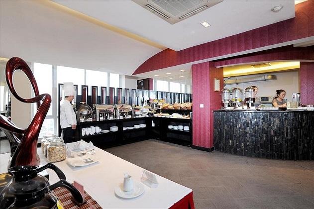 Khách sạn Cosiana Hà Nội