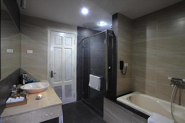 Combo Khách sạn Cosiana Hà Nội 2N1Đ
