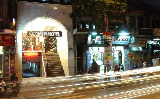 Combo Khách sạn Cosiana Hà Nội