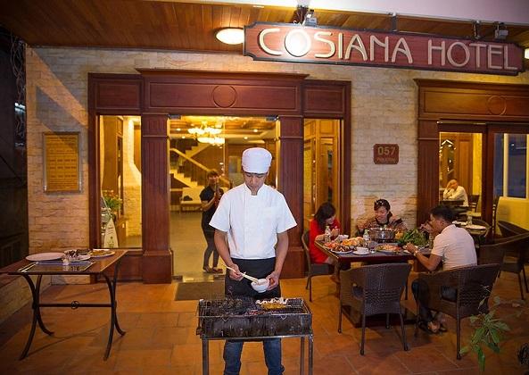 Combo Sapa Khách sạn Cosiana