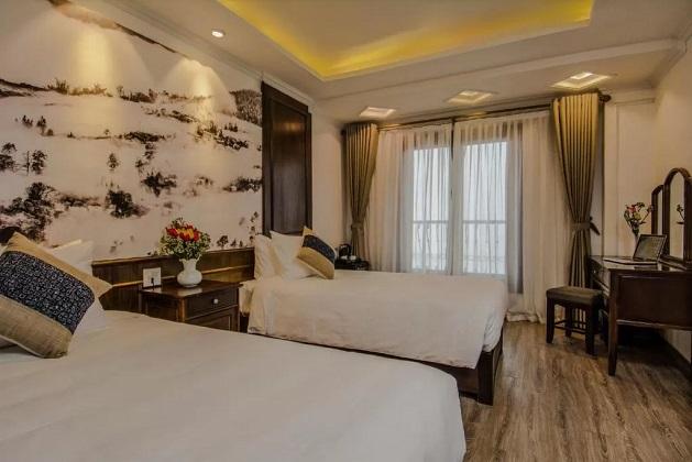 Combo Khách sạn Delta Sapa
