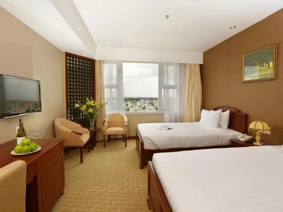 Combo Khách sạn Đông Hà Fortuneland Cần Thơ