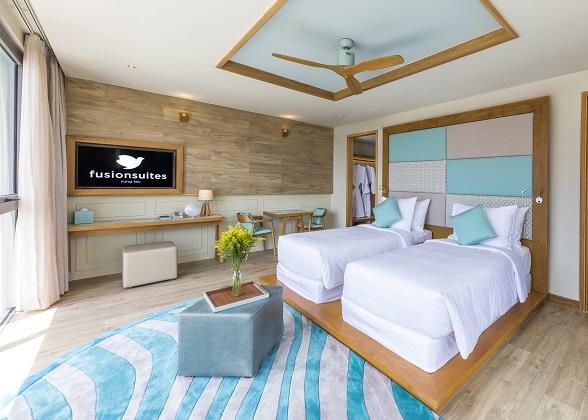 Combo Khách sạn Fusion Suites Vũng Tàu